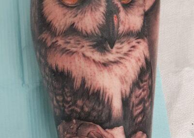 Saúl en Verger Tattoo