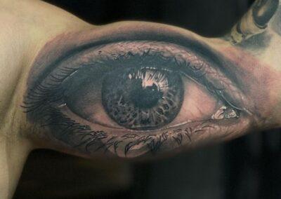 Tatuaje de Jr. Verger en Verger Tattoo