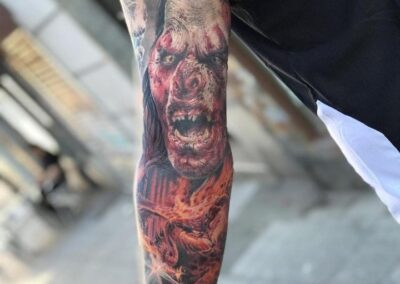 Jr Verger Verger Tattoo Señor de los anillos