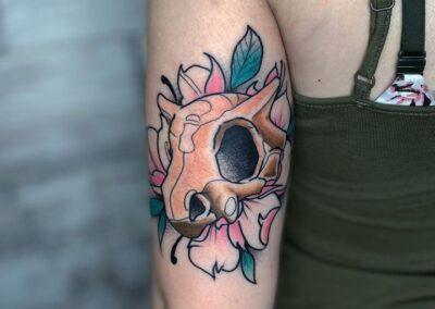 Dani en Verger Tattoo